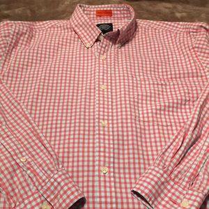 St Johns Bay button down shirt.